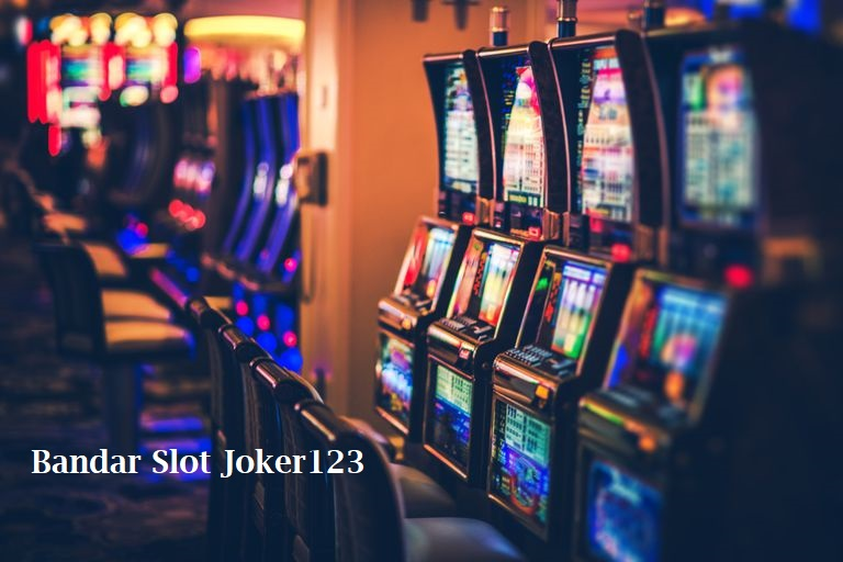Bandar Slot Joker123