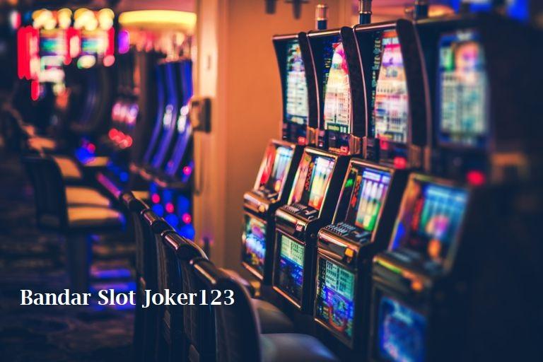 Bandar Slot Joker123