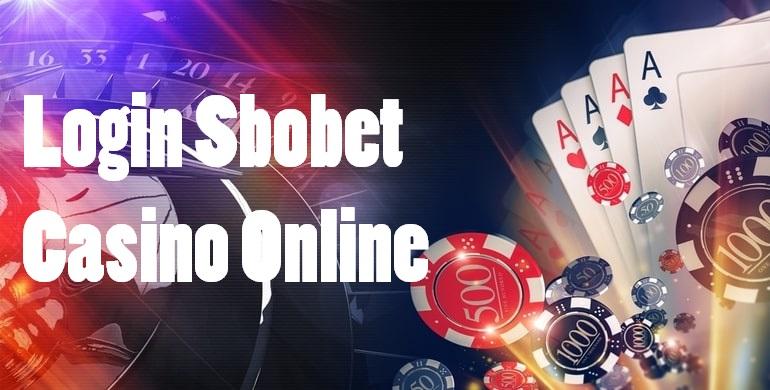 Login Sbobet Casino Online
