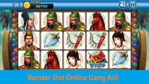 Bandar Slot Online Uang Asli
