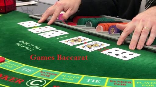 games baccarat