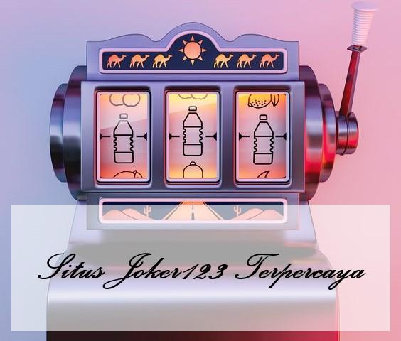 Situs Joker123 Online Terpercaya