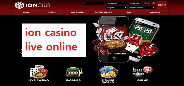 Menentukan Agen Ion Casino Berdasarkan Kelebihan nya